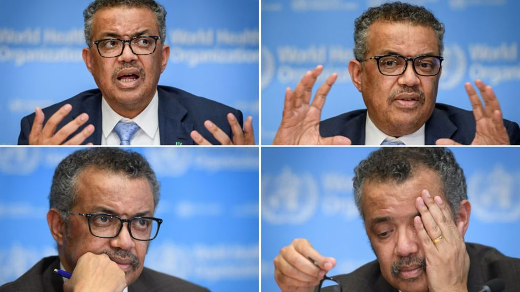 Uhuru joins African presidents to defend Tedros, WHO from Trump attack