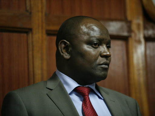 Former Kasarani MP fined Sh1.3 million for soliciting Sh100,000 bribe