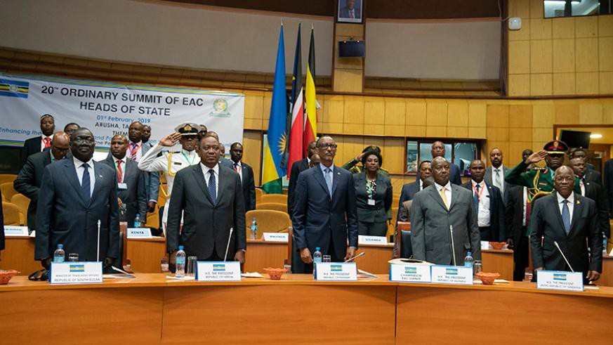 EAC leads in integration, SADC ranked last in Africa