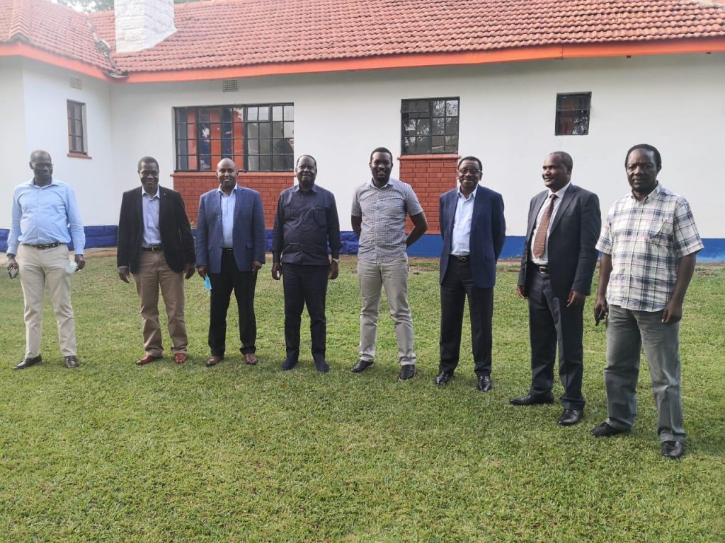 ODM holds strategic meetings in the wave of Jubilee realignment