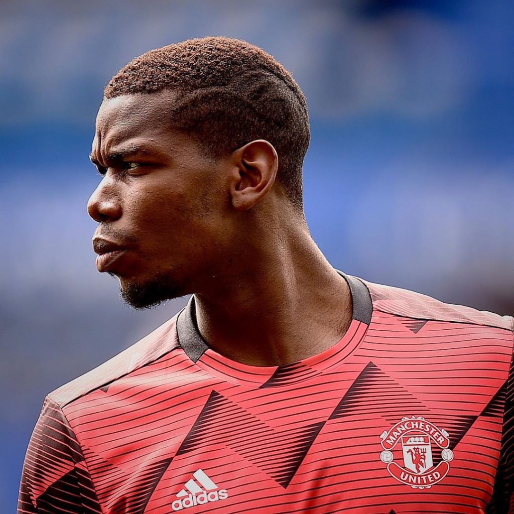 Paul Pogba tests positive for Covid-19