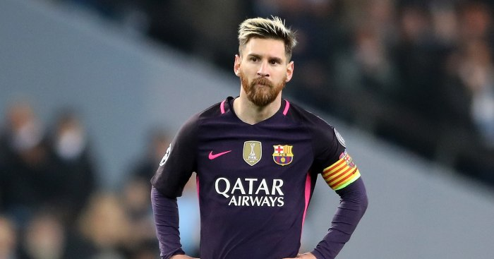 Messi to pay Barcelona £628m (Sh89 billion) if he cancels contract