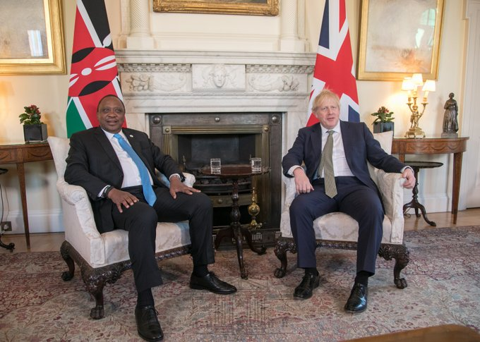 UK and Kenya move closer to signing trade deal