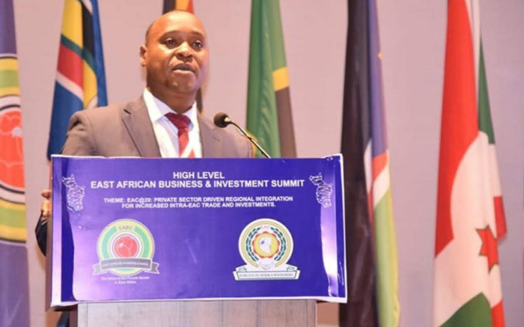EAC Secretary General Mathuki to hold talks with presidents Kagame, Museveni