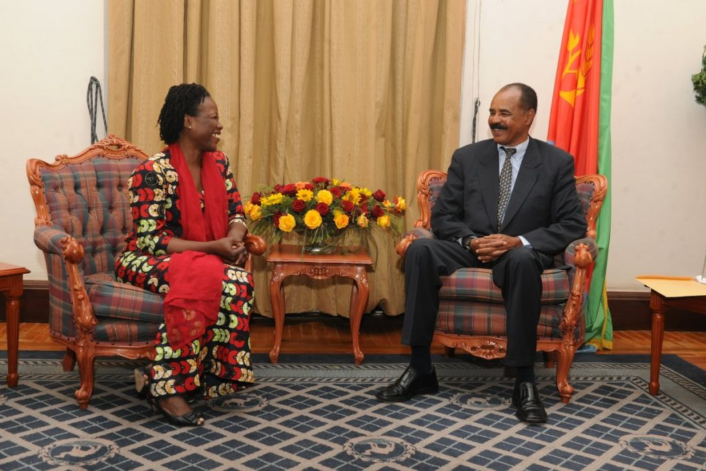 Eritrea summons top UN diplomats, accuses them of affiliation with Ethiopia's TPLF